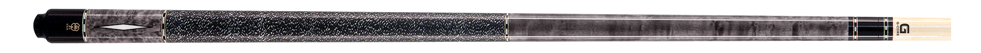 PK3024: McDermott G302 Birdseye Titanium Grey pool Gewicht: 19Oz #1
