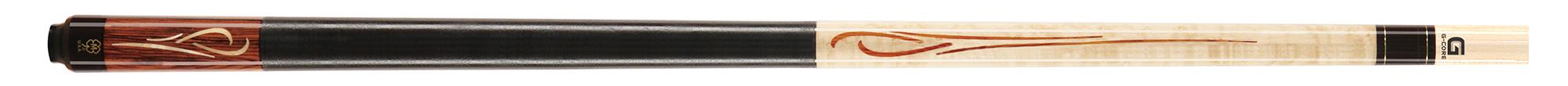 PK3052: McDermott G416 Birdseye/cocobolo pool #1