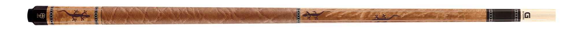 PK3053: McDermott G417 Madrone burl/inlay pool #1