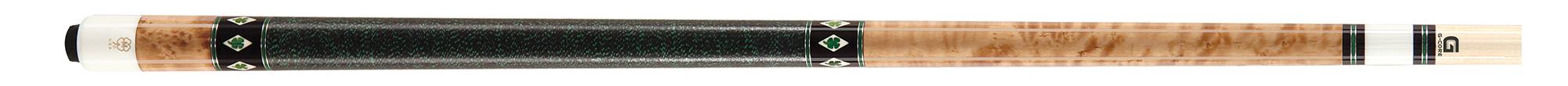 PK3070: McDermott M72A Birdseye/inlay pool #1