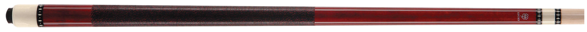 PK3071-6: Lucky L6 Red with Irish Linen handle by McDermott #1