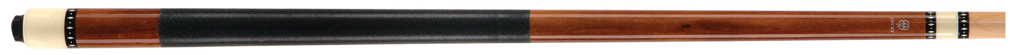 PK3071-9: Lucky L9 Brown with Irish Linen handle by McDermott #1