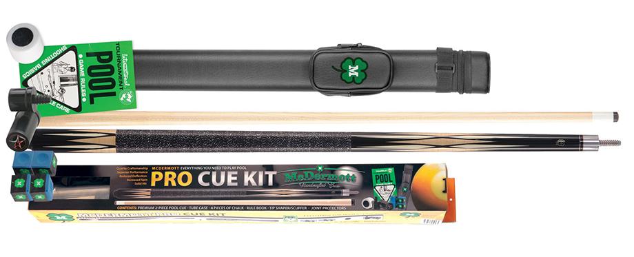 PK3072: McDermott Pro Pool Cue Kit 2 #1