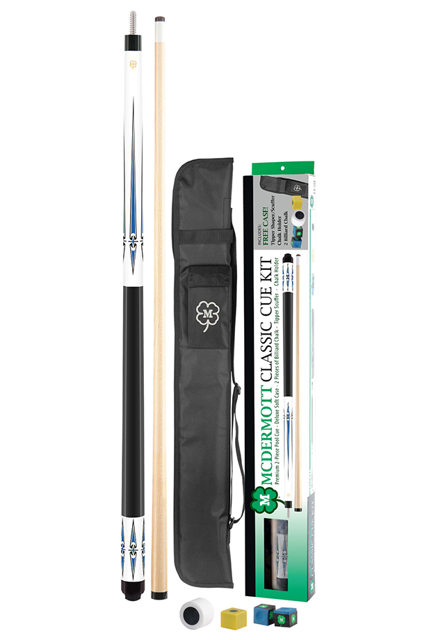 PK3075: McDermott Classic Pool Cue Kit 5 #2