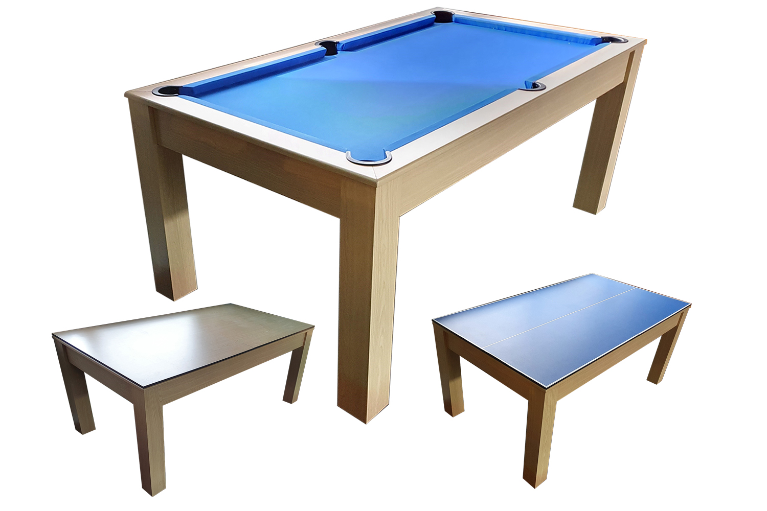 PO0065: Showmodel Pooltafel TopTable Dinner Prime #1