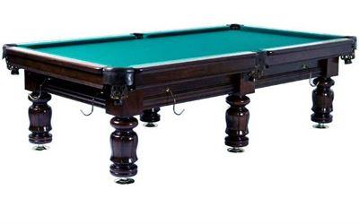 Occasion Pooltafel Lexor Classic Pro Dark Cherry