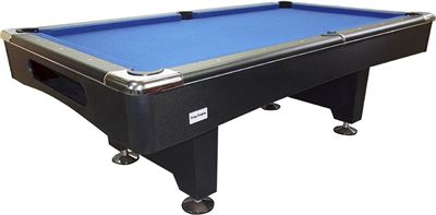 Snookertafel TopTable Break Carbon Slate