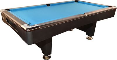 Snookertafel TopTable Break Tournament-Carbon