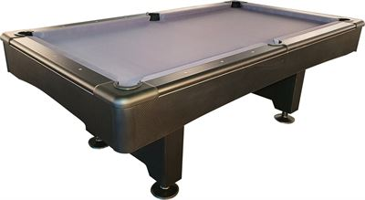 Snookertafel TopTable Break Matte Black