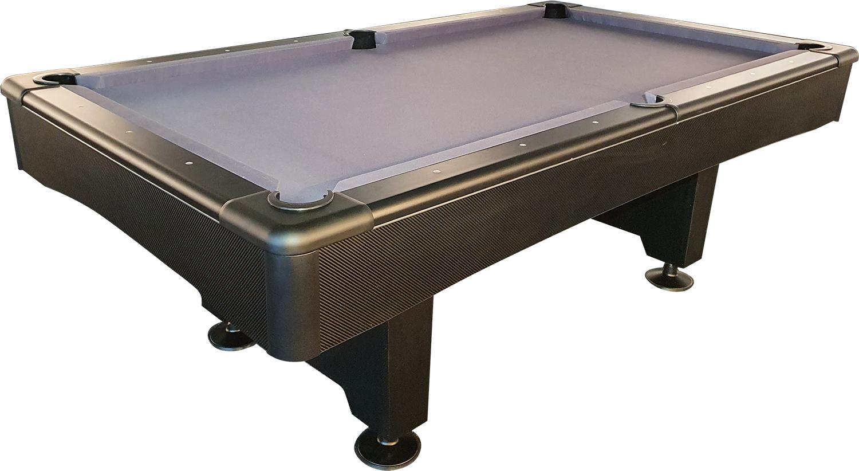 SC0044-7: Snookertafel TopTable Break Matte Black #1