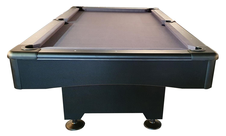 SC0044-7: Snookertafel TopTable Break Matte Black #2