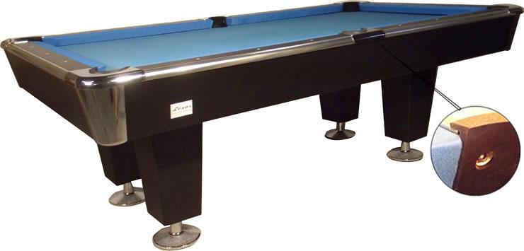 SC0104: Snookertafel Lexor Black Knight II  #1