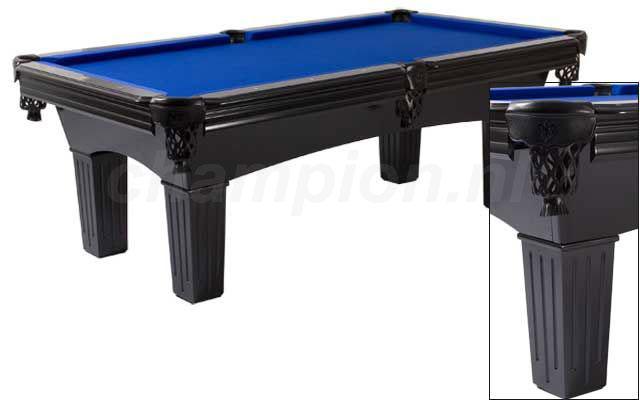 SC0130: Snookertafel Lexor Remington Black #1