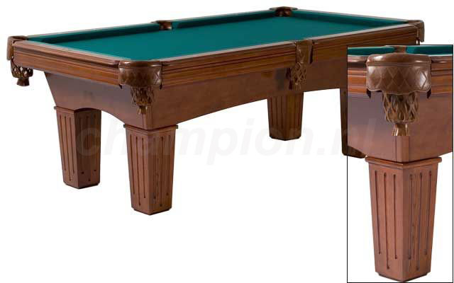 SC0131: Snookertafel Lexor Remington Mahogany #1