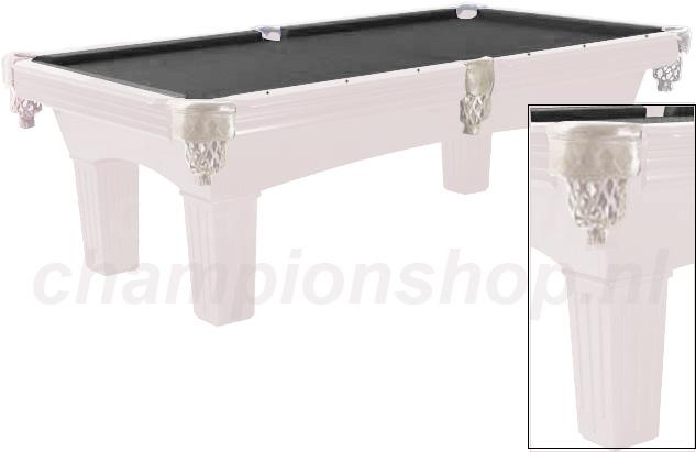 SC0146: Snookertafel Lexor Remington Classic White #1
