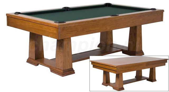 SC0160: Snookertafel Lexor Monetary walnut #1
