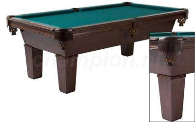 Snookertafel Lexor Sheraton Dark Oak