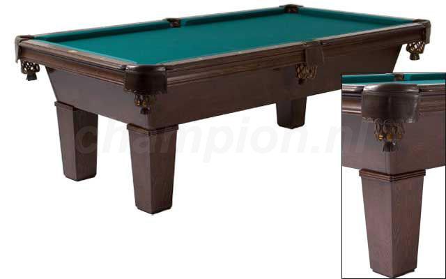 SC0180: Snookertafel Lexor Sheraton Dark Oak #1