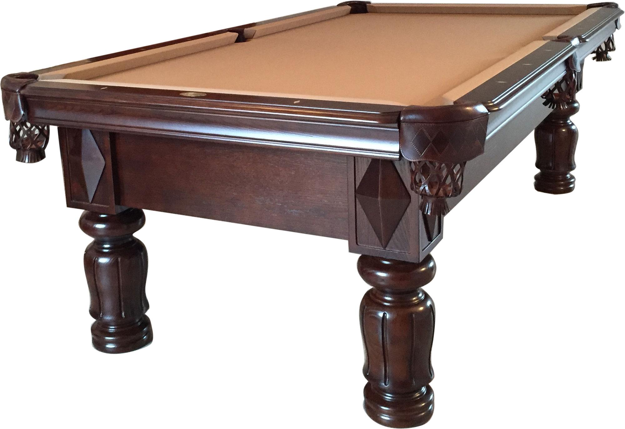 SC0186: Snookertafel Lexor Majestic Dark Oak #1