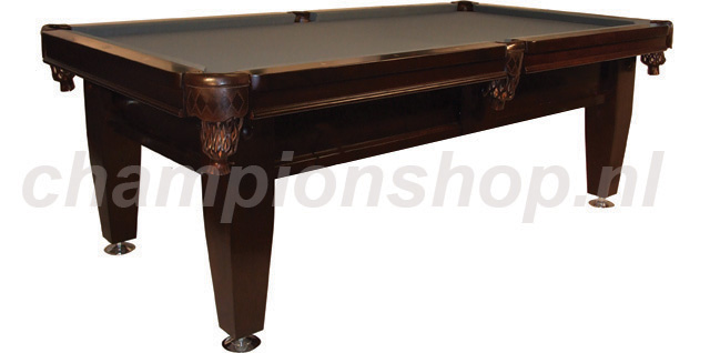 SC0190: Snookertafel Lexor Imperator Competition Wenge/chrome  #1