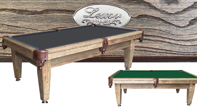 SC0192: Snookertafel Lexor Imperator Competition Vintage-Oak #1