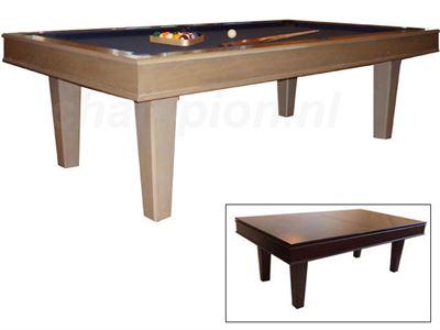 Snookertafel Lexor Da Vinci Castle Oak