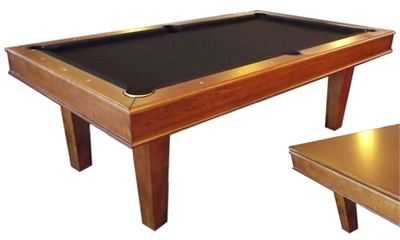 Snookertafel Lexor Da Vinci walnut