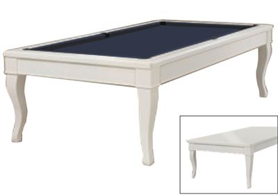 Snookertafel Lexor Canossa Bianco