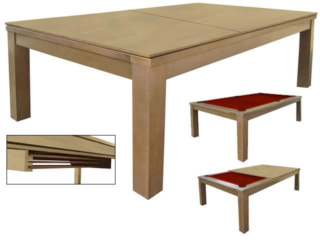 SC0221: Snookertafel Lexor Cubic castle oak #1