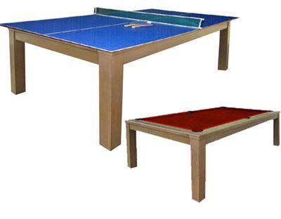 Snookertafel Lexor Cubic castle oak Pooltafel/Dinner/Tafeltennis