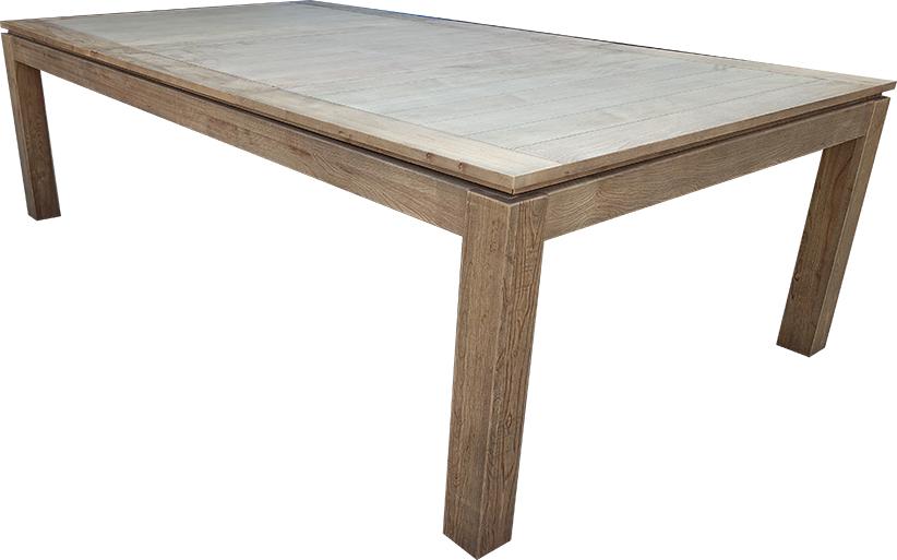 SC0232-7: Snookertafel Lexor Dinner Design Vintage Oak #3