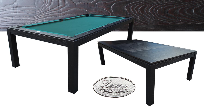 SC0233-7: Snookertafel Lexor Dinner Design Espresso-Vintage  #1