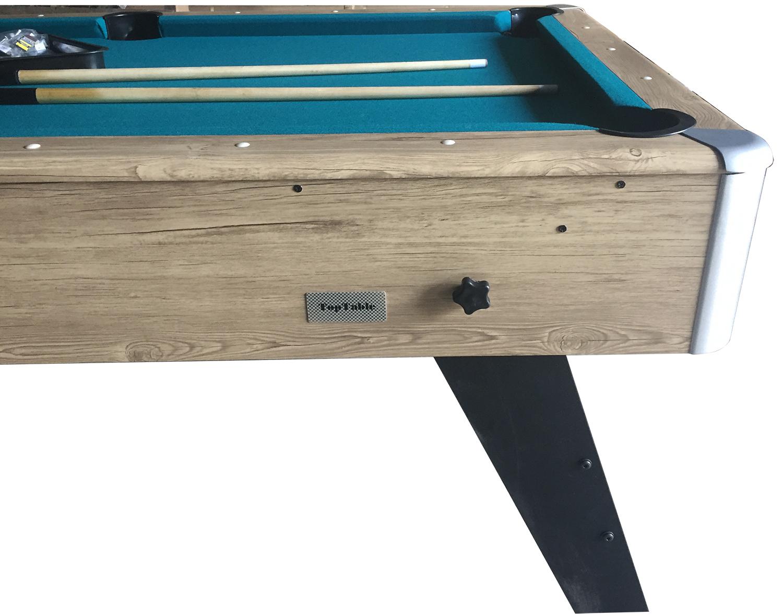 SH0007: Showmodel Pooltafel TopTable Magiq-Wood #3