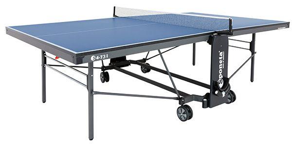 TC0239: Tafeltennistafel SPONETA S 4-73 i blauw  #1