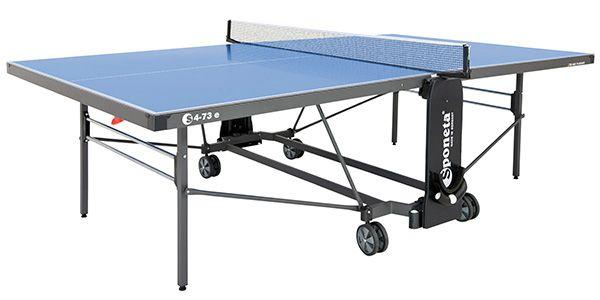 """TC0273: Tafeltennistafel Outdoor SPONETA S 4-73 e blauw""""Gratis levering"""" #1"""