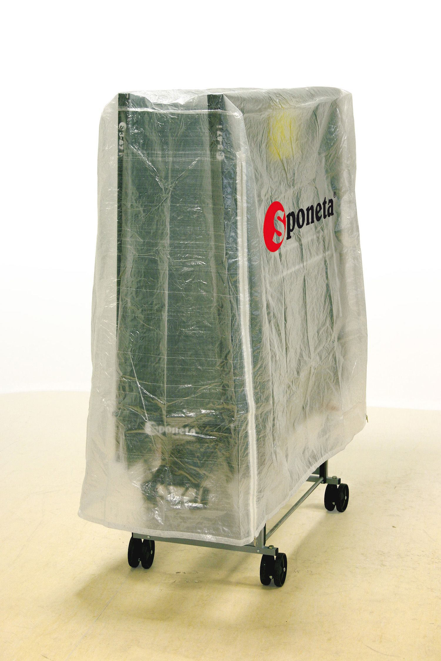 TC0274: Tafeltennistafel Sponeta Outdoor Expertline Compact Plus Grijs  #4
