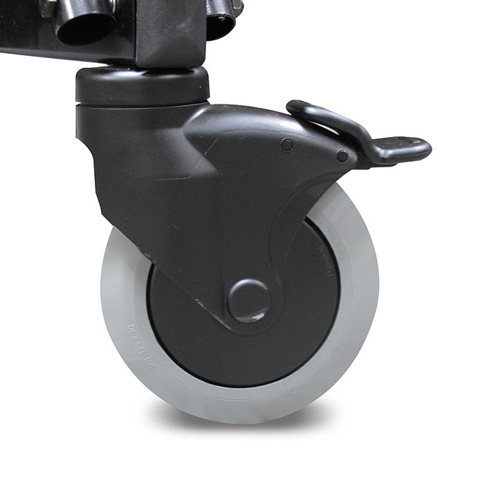 """TC0340: Tafeltennistafel Cornilleau Comp.850 wood ITTF grijs""""Gratis levering"""" #2"""