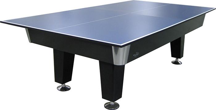 TC0530-B: TopTable Conversiontop 2-delig 7ft met accessoires #1