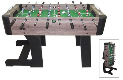 Voetbaltafel TopTable Score Fold-Up Wood 58x110cm