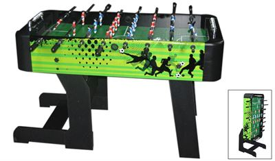 Voetbaltafel TopTable Score Fold-Up 58x110cm