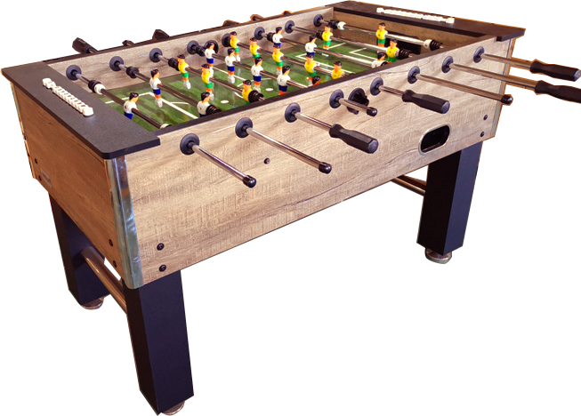 VC0199: Voetbaltafel TopTable Competition Wood    #1