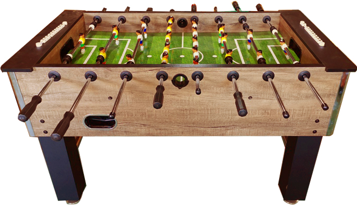 VC0199: Voetbaltafel TopTable Competition Wood    #4