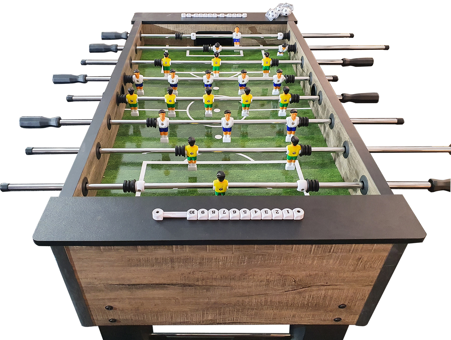 VC0199: Voetbaltafel TopTable Competition Wood    #2