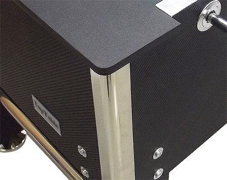VC0200: Voetbaltafel TopTable Big Black Carbon #6