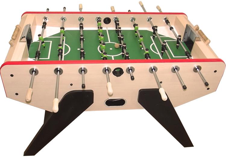 VC0203: Retro voetbaltafel TopTable Winner, houten spelers! #2