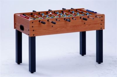 Garlando F-1 Cherry Wood voetbaltafel met solid rods Gratis levering!