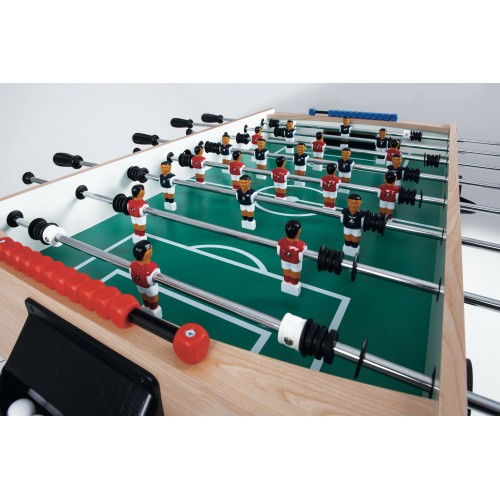 VC0215-6: Garlando voetbaltafel F-10, Gratis levering #2