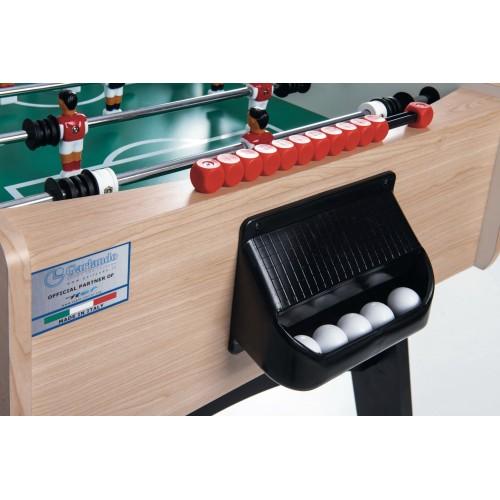VC0215-6: Garlando voetbaltafel F-10, Gratis levering #3