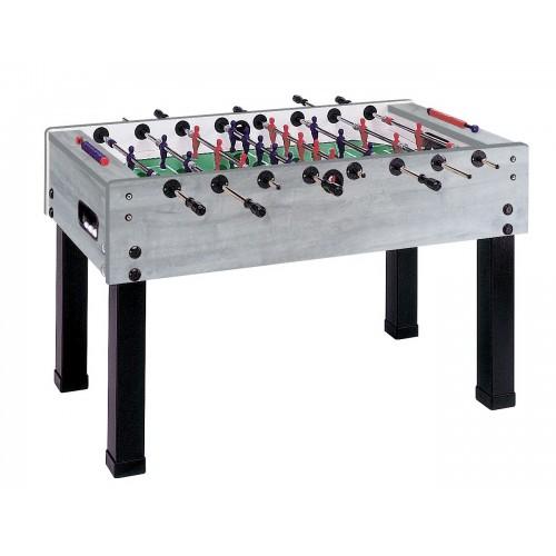 VC0224-GE: Garlando voetbaltafel G-500 Grijs Eiken Gratis levering & Montage! #1