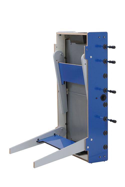 VC0229: Voetbaltafel Garlando Master Pro Indoor Inklapbaar Gratis levering & Montage! #2